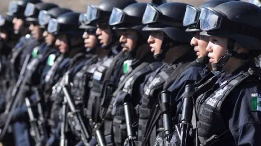 Autoridades estadounidenses capacitan a Policías Estatales