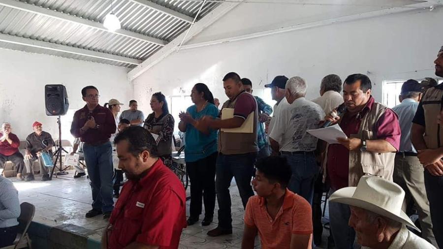 Veda electoral no impedirá repartición de apoyos; Granados