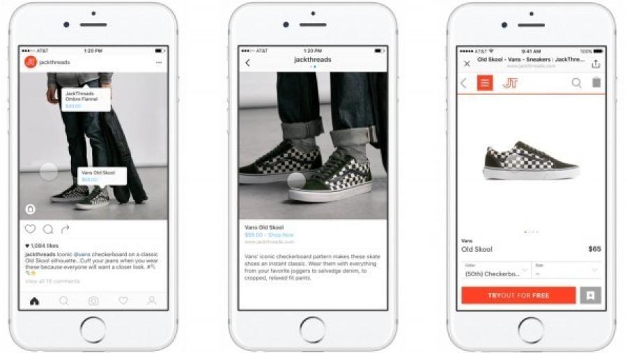 Ahora podrás comprar dentro de Instagram