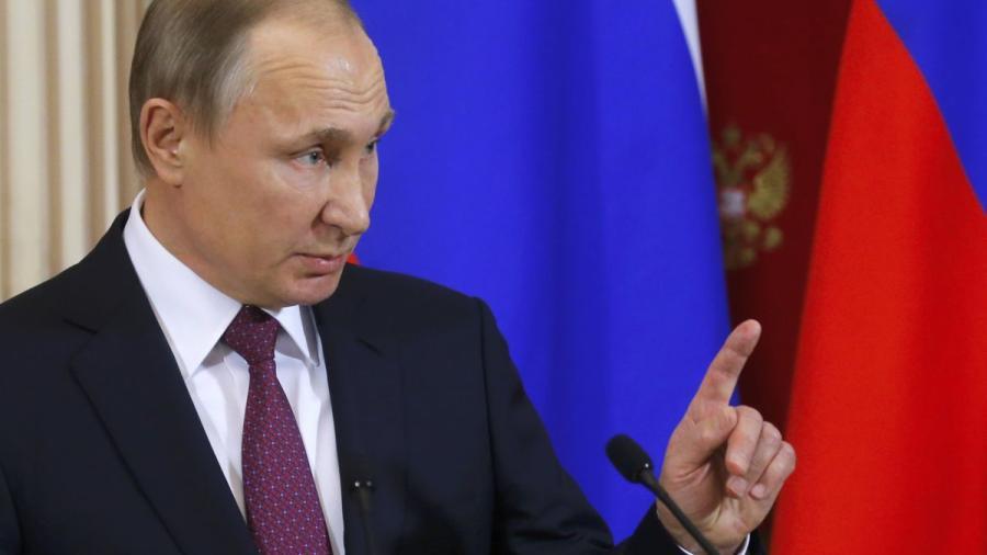 Putin fustiga intentos de deslegitimar la victoria de Trump