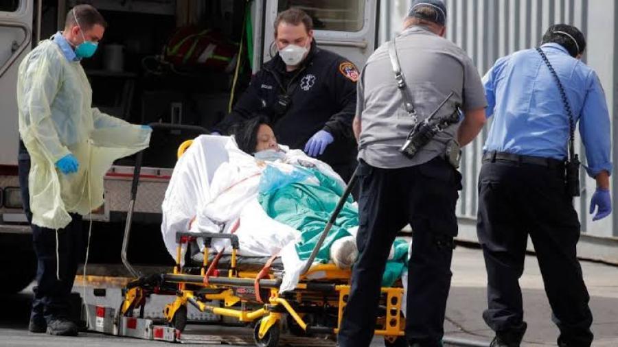 Estados Unidos registra más de 10,000 muertes por Covid-19