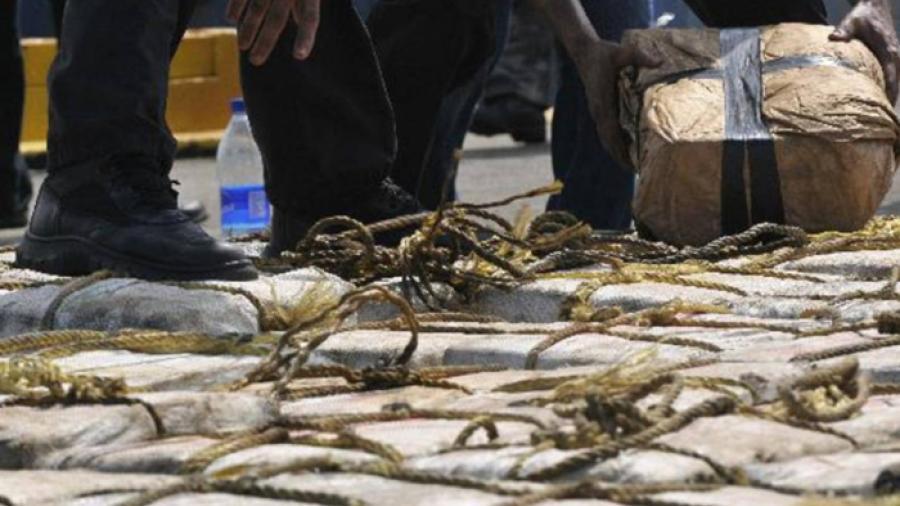 Decomisan más de 20 toneladas de cocaína en el Pacífico