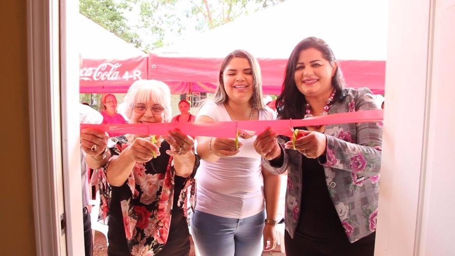 DIF Río Bravo apadrina albergue para personas de la tercera edad