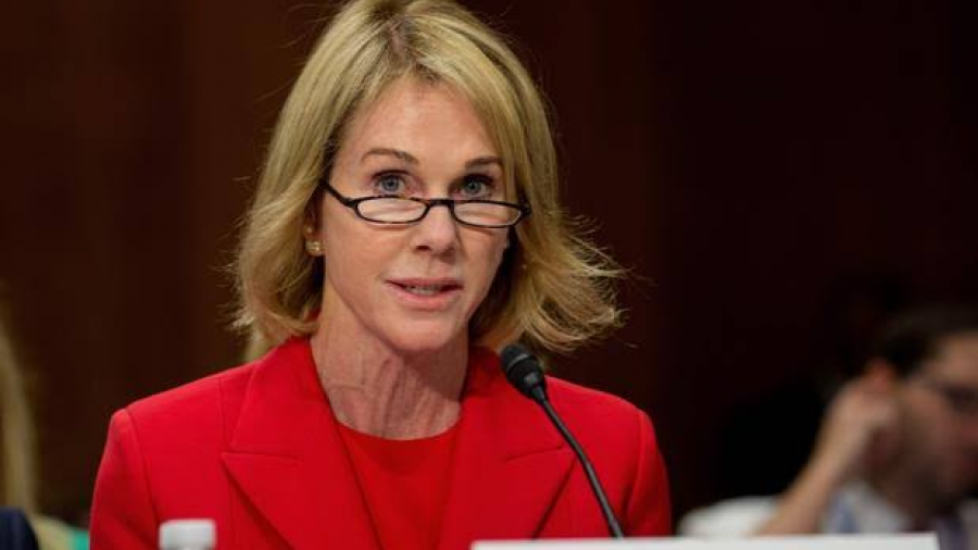 Elige Trump a Kelly Knight para embajadora ante ONU
