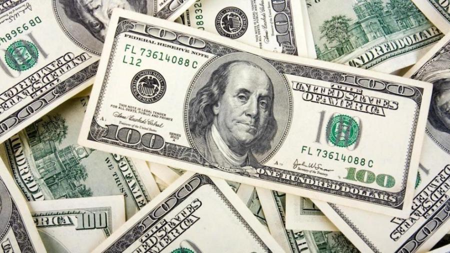 Dólar en $19.50 pesos en AICM a la venta