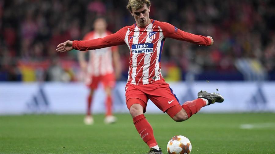 El Atlético de Madrid golea al Levante 3-0