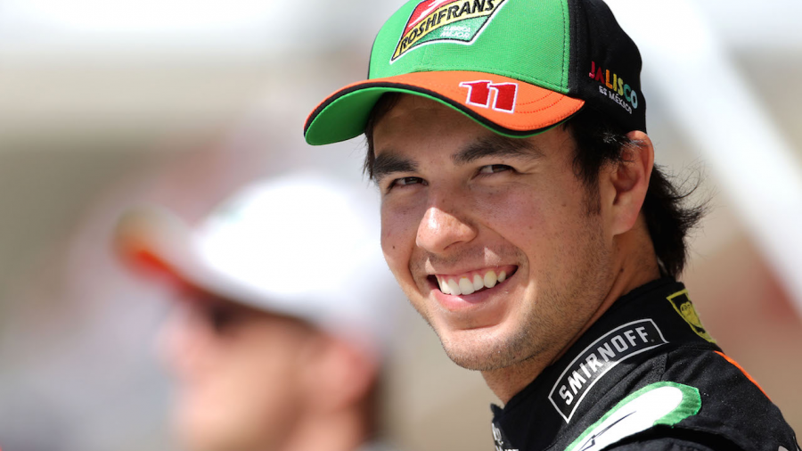 Sergio Pérez con positivismo ante comienzo del Campeonato del Mundo de Fórmula Uno