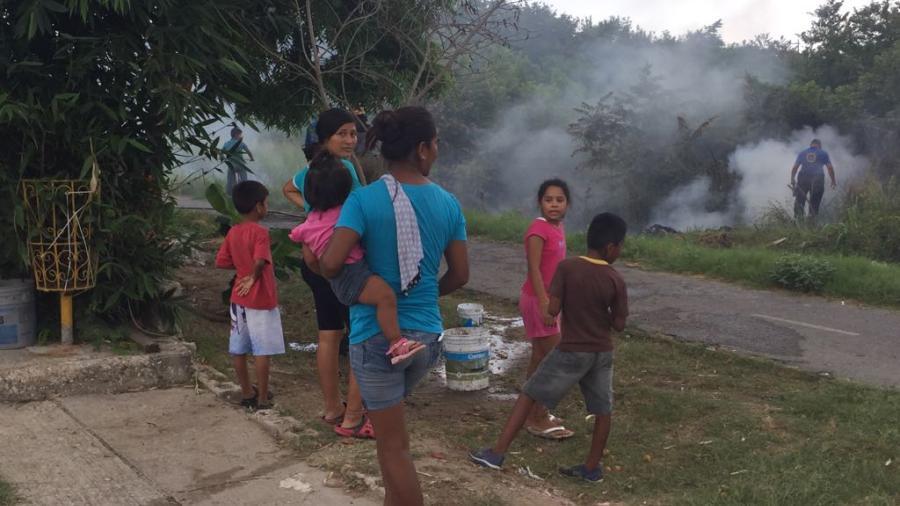 Necesario cerrar brecha entre la abundancia del puerto con la pobreza de familias en Altamira.