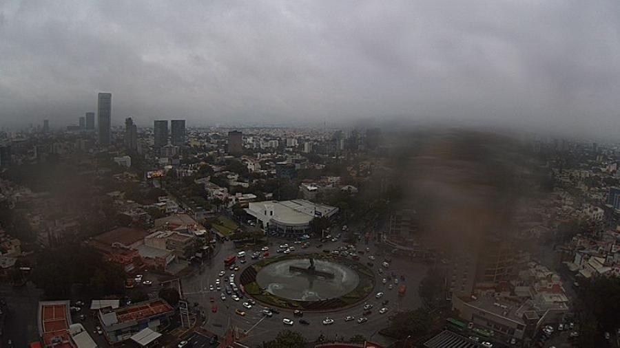 "Tormenta Tropical ""Dolores"" llega a Manzanillo, Colima"