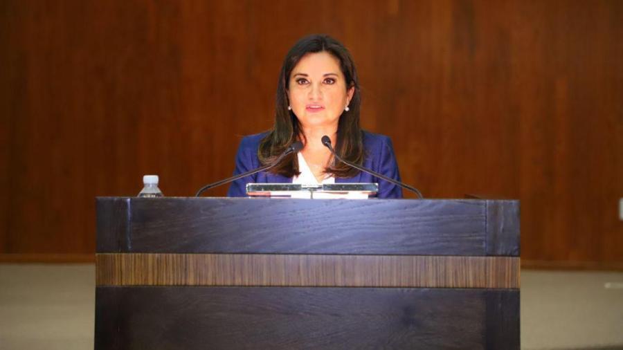 Habremos de lograr una vida libre de violencia para niños y adolescentes en Tamaulipas: Ivett Bermea