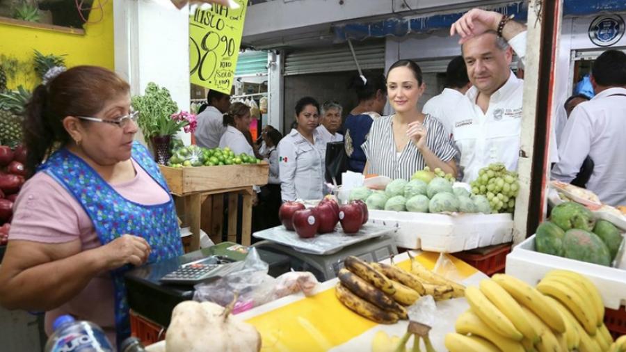 Apoya Ayuntamiento con consumo local