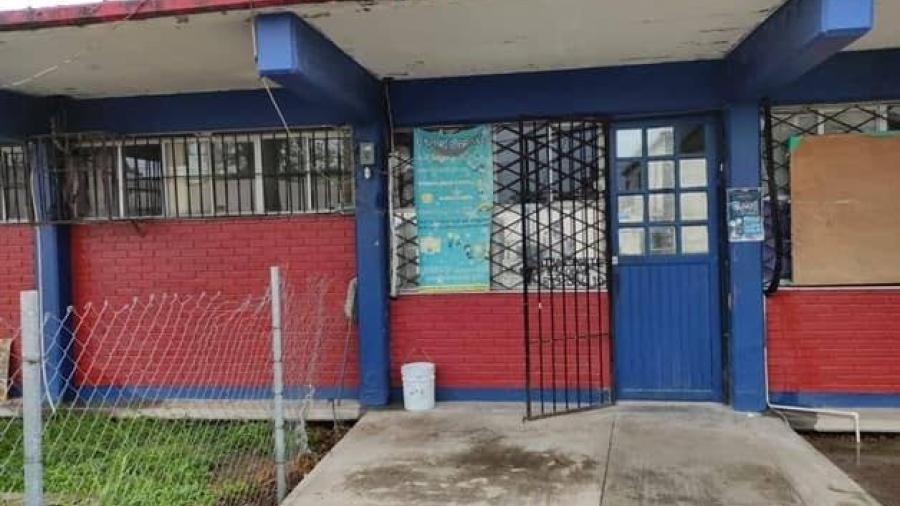 Saquean Escuela de Educación Especial en Río Bravo