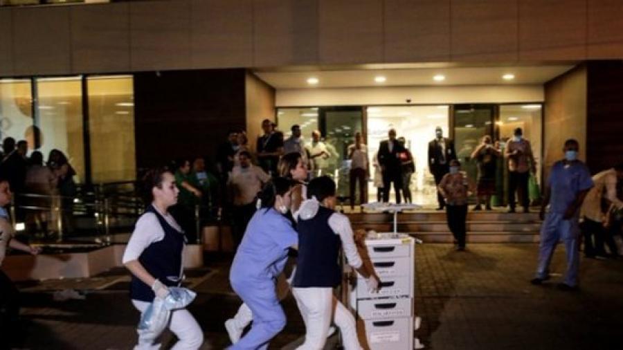 Al menos 11 los muertos por incendio en hospital de Río de Janeiro