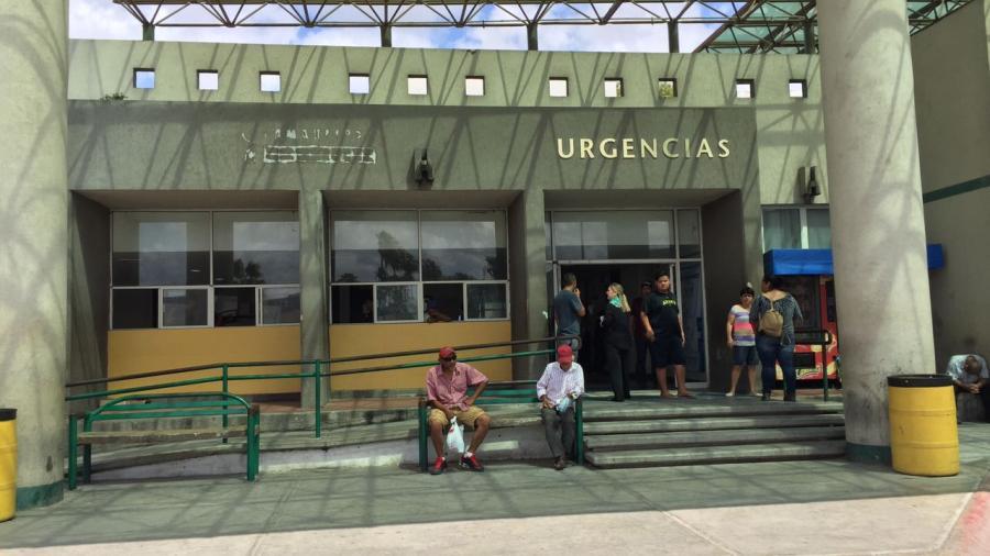 Indigentes, problema social para el hospital general