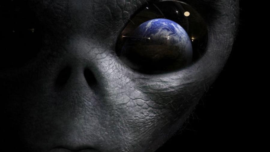 ¿Un soldado extraterrestre en Marte?
