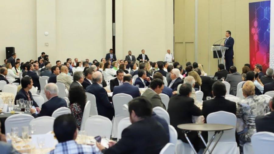 Avances en Tamaulipas producto de coordinación entre sociedad y gobierno: Gobernador