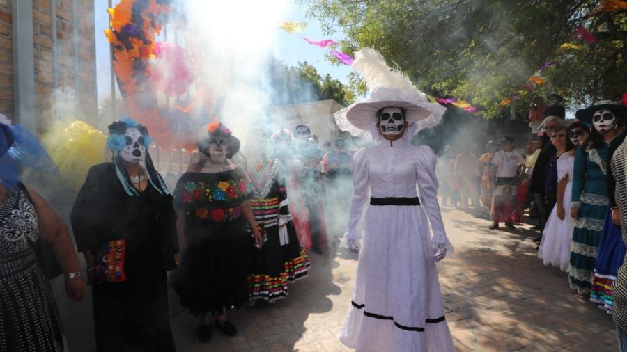 Apoyará gobierno federal a través de PROFEST, Festival de la Huesuda Matamoros 2021