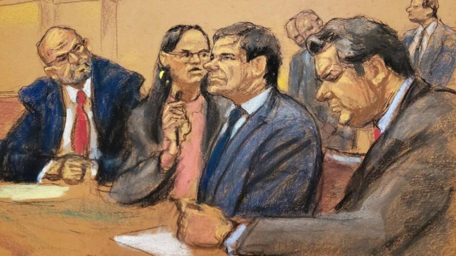 """Posponen sentencia de """"El Chapo"""" para el 17 de julio"""