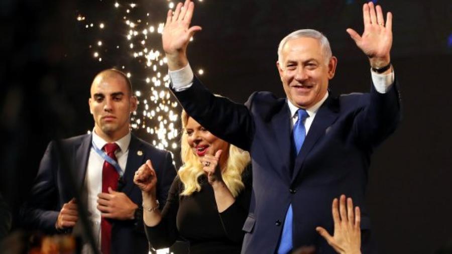 Netanyahu virtual ganador en la elección presidencial de Israel