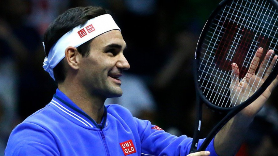 Roger Federer será la primera persona viva en tener una moneda con su imagen