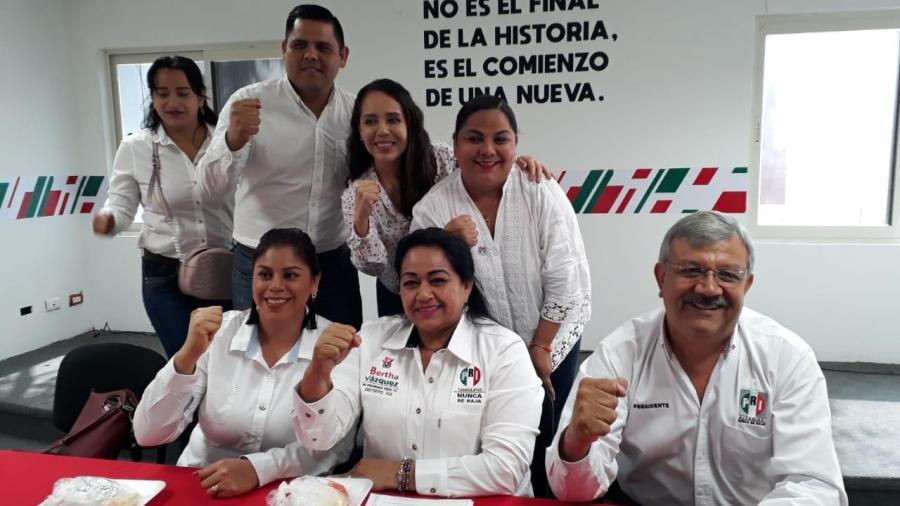 Son los candidatos quienes le darán credibilidad a los partidos: Bertha Vázquez Alonzo