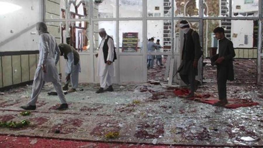 Dos explosiones dejan al menos 31 muertos al este de Afganistán