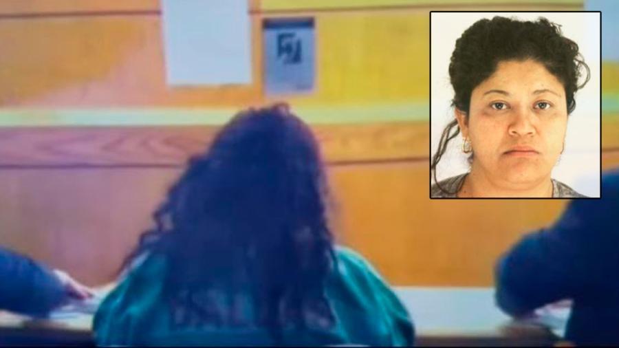 'Lady frijoles' se declara culpable de agresión en Corte de Dallas