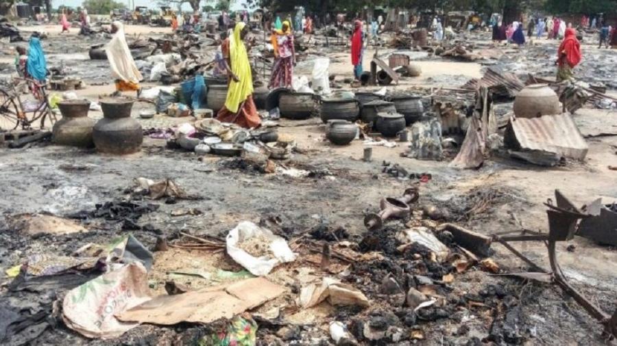 Triple atentado en Nigeria deja 30 muertos