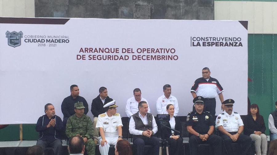 Será Madero ejemplo nacional de paz y desarrollo: Adrián Oseguera