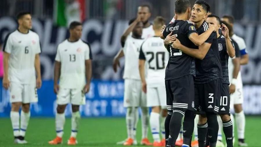 México recibirá a Costa Rica el próximo 30 de septiembre