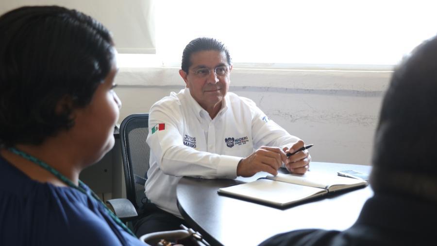Gobierno de Madero gestiona Expo Feria Escolar para beneficio de las familias