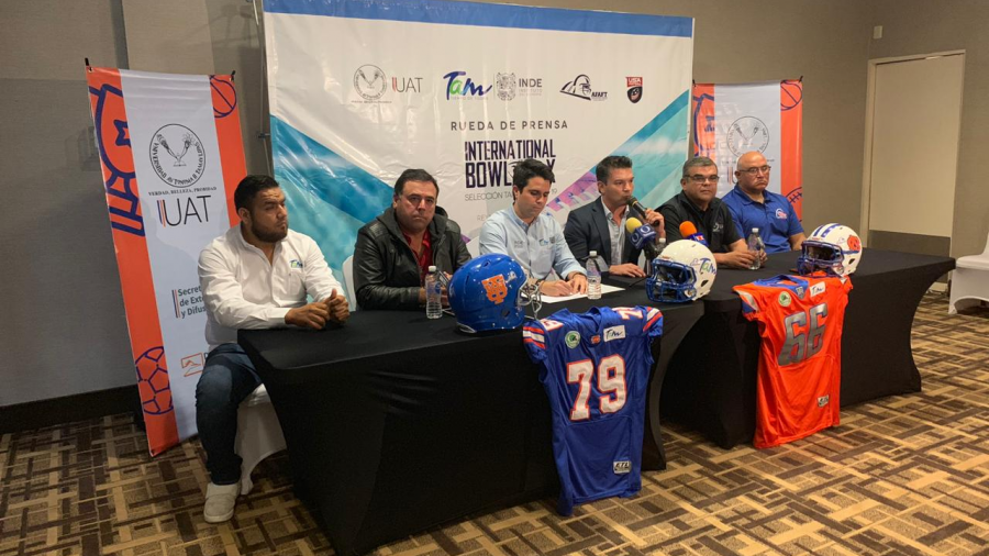 Tamaulipas presente en International Bowl X