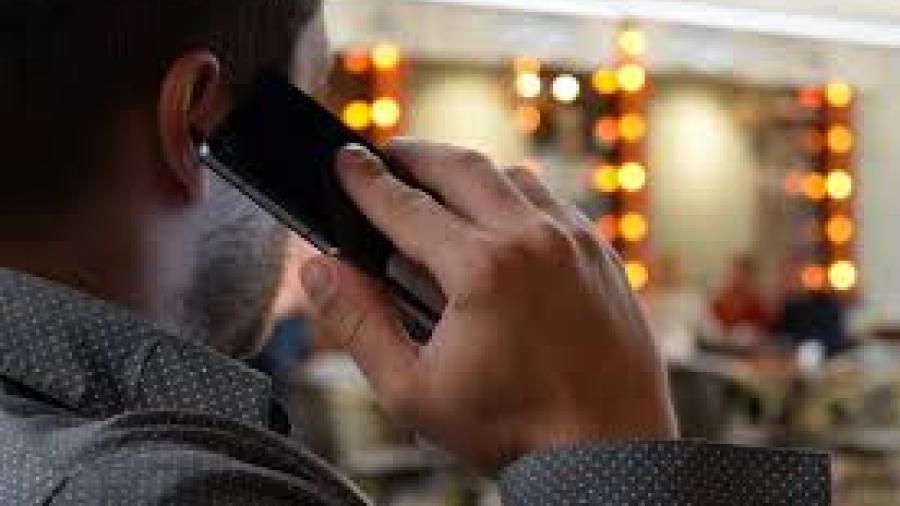 Advierten sobre llamadas de extorsión y acoso