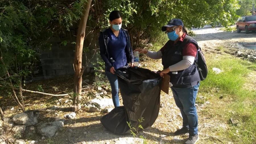 Desarrolla Ayuntamiento jornadas contra el Dengue