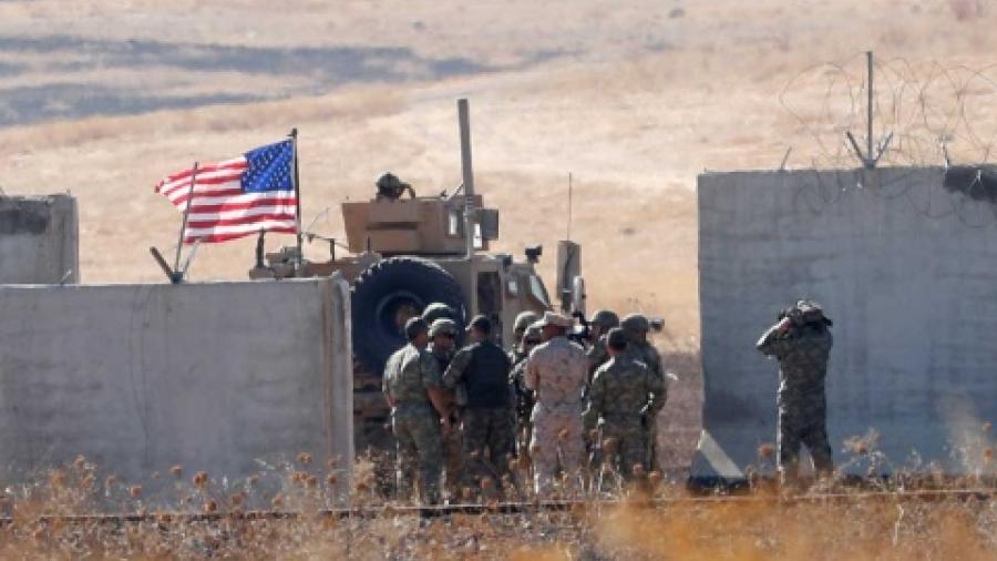 EU retiro oficial de tropas en norte de Siria