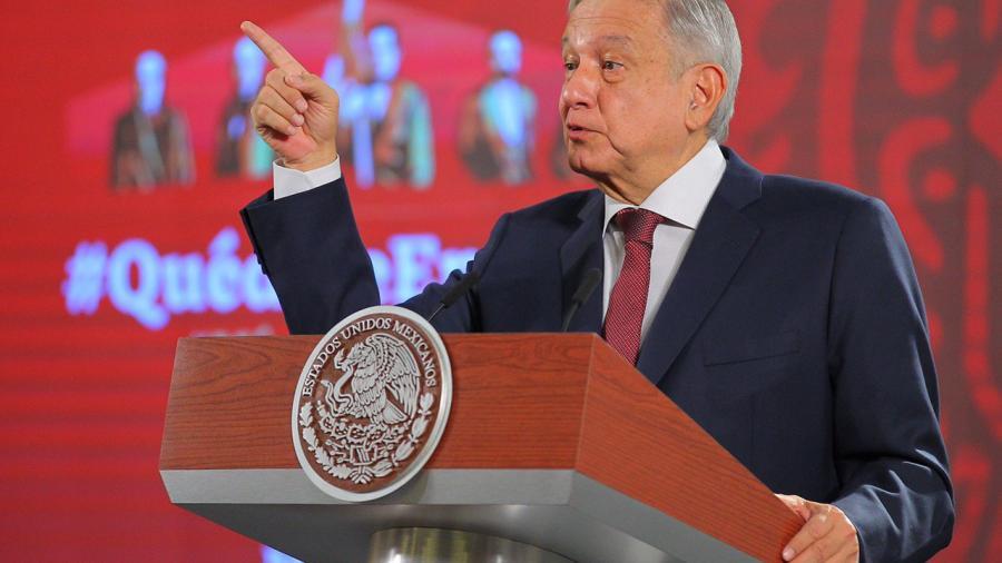 Banco de México, PIB, esto y más en conferencia matutina de AMLO