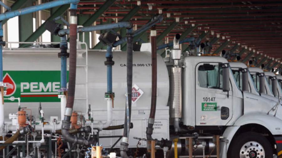 Busca Pemex dejar importaciones para 2022 y 2023
