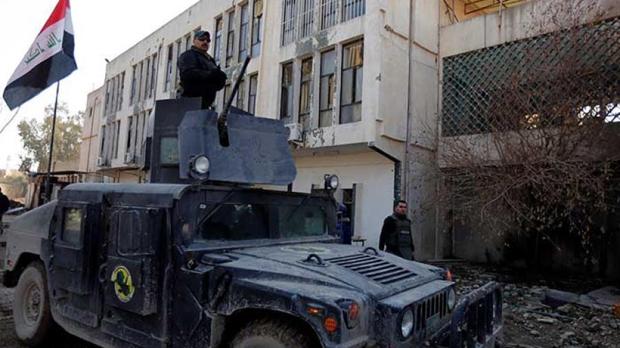 Fuerzas iraquíes expulsan al Estado Islámico de la Universidad de Mosul