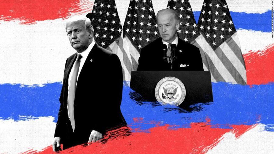 Itinerario de Trump en su último día como presidente de EU y Biden en su toma de posesión