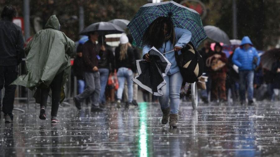 Pronostican fuertes lluvias en el oriente y sureste del país