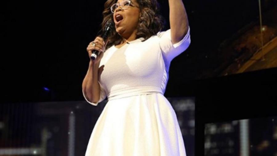 Oprah anuncia gira con Michelle Obama, Lady Gaga y más celebridades