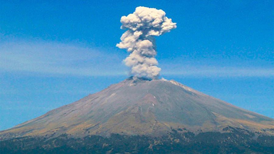 Protección Civil presenta el Plan Popocatépetl