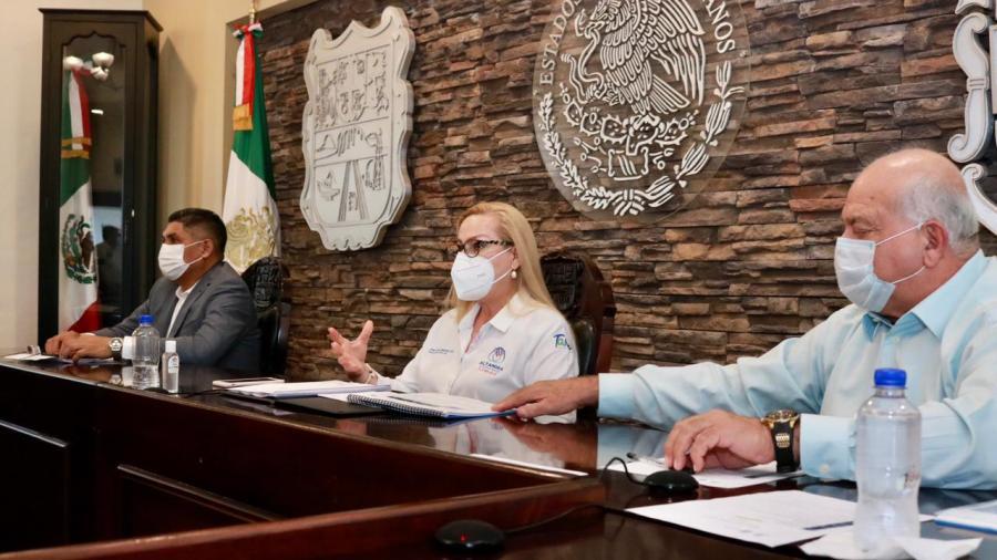Fortalece Alcaldesa de Altamira colaboración con región metropolitana de Houston,Texas