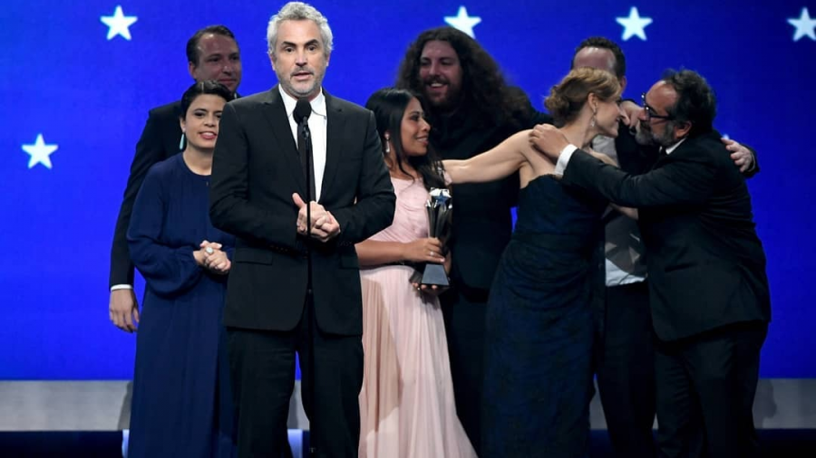 Roma se lleva los Critics' Choice Awards