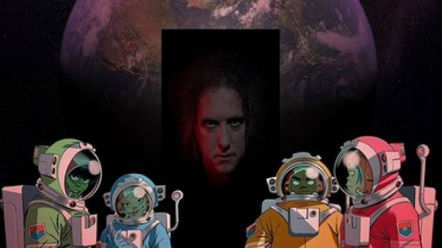 Gorillaz anuncia colaboración con Robert Smith