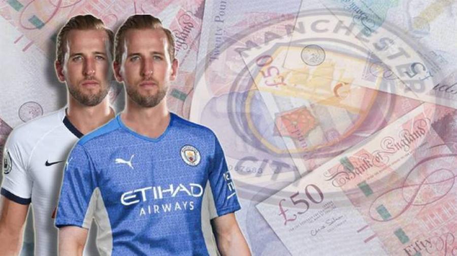 Kane apresura su salida rumbo al Manchester City