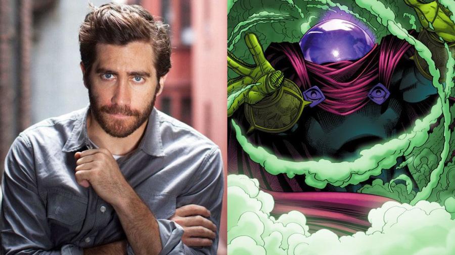 Jake Gyllenhaal será un villano en la próxima película de Spider-Man