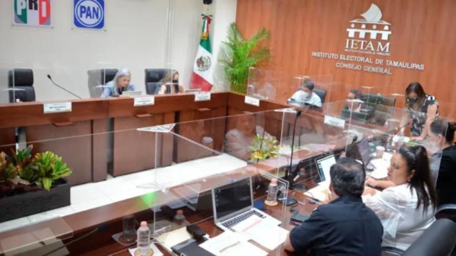 Aprueba IETAM convocatoria para candidatos independientes a la gobernatura del estado