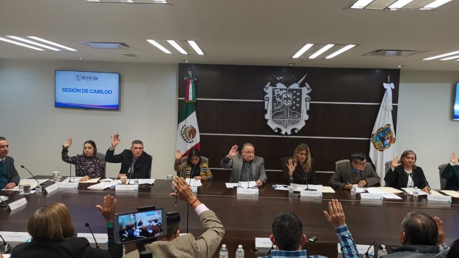 Aprueba Cabildo más de 600 mdp para obras públicas