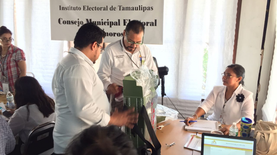 Pide PAN en Matamoros abrir paquetes electorales